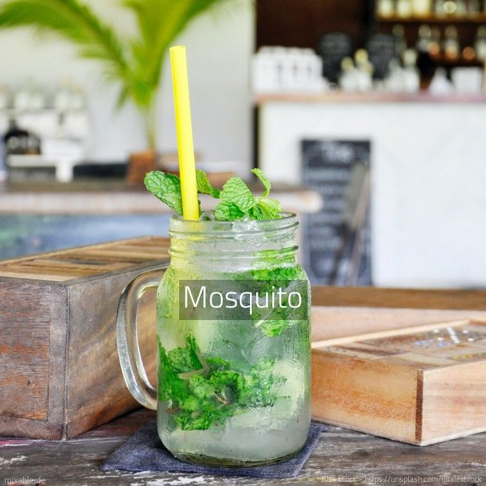 Rezept Mosquito Rezept Cocktail Essen Alkoholfrei Cocktailkirsche