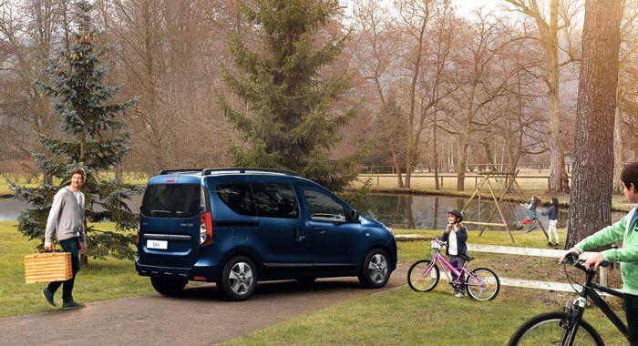 Dokker - umweltschonendes Familienauto