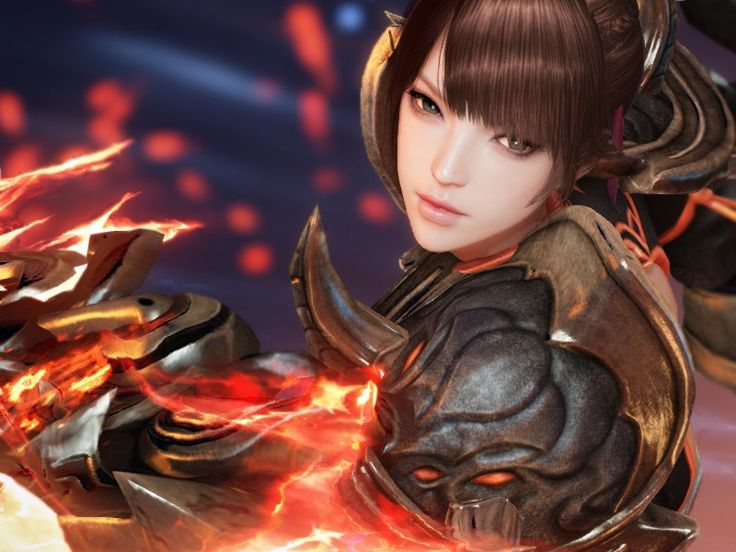Lost Ark: 7 Playable Classes Details and New Artwork - 2P.com - Lost Ark - newmmos,featured_gallery