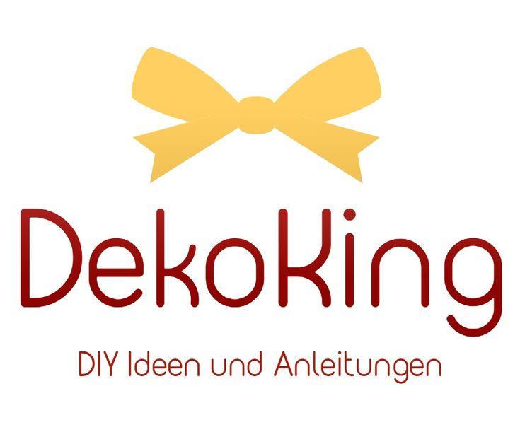 DekoKing – DIY Bastelideen, Dekoideen, Zeichnen lernen – Sabine Bollmann