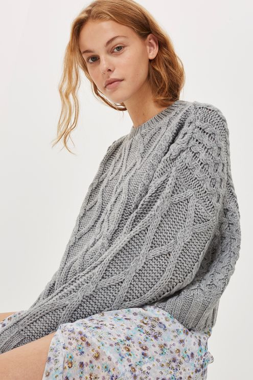 Cable Knit Jumper – New In Fashion – New In