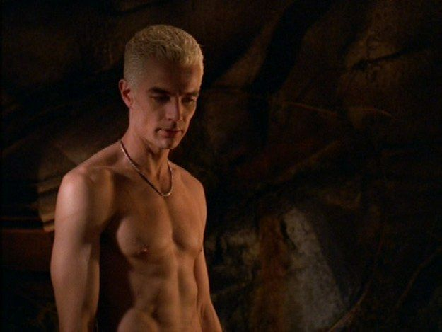"Community Post: 13 Reasons Spike From ""Buffy"" Is The Best Vampire Ever"