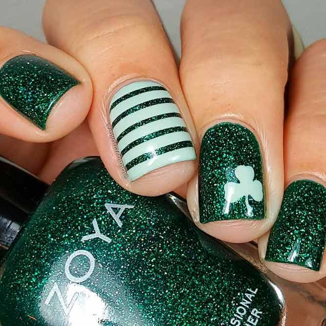 204 best Green Nails images on Pinterest | Bright green, Essie and ...