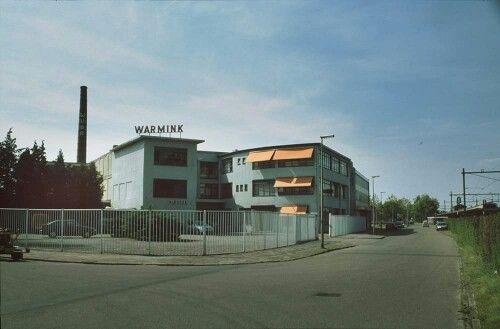 Klokken fabriek Warmink
