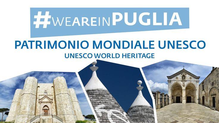 #WeareinPuglia - Spot Patrimonio Unesco 2014 - Monte Sant'Angelo Alberob...