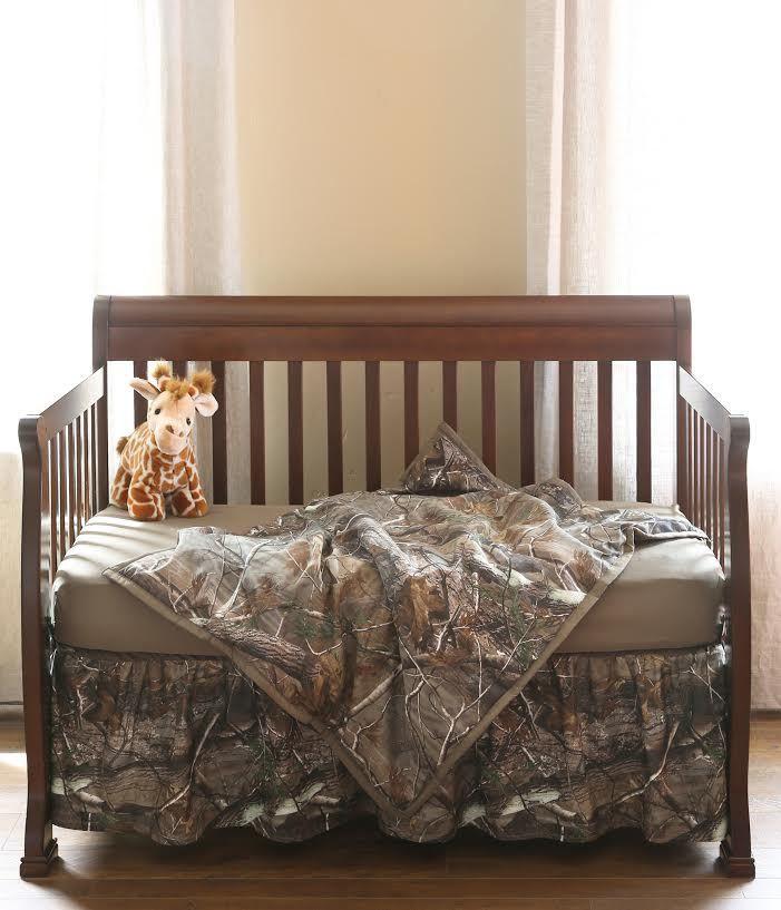 Realtree Ap Camo Crib Set Bedding Pinterest Baby Cribs And Sets
