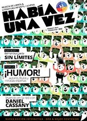 Revista Había una Vez  GRATIS, descargable, interactiva.  de libros y literatura infantil & juvenil  AHORA EN APP para iPAD, no te la pierdas!