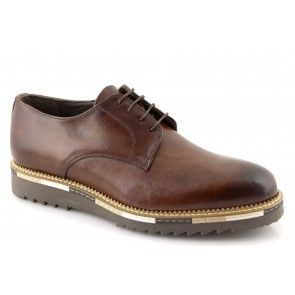 derby shoes uomo marroni