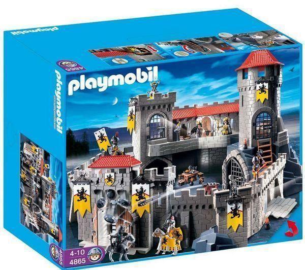 PLAYMOBIL 4865 - Lejonriddarnas borg Till Hampus