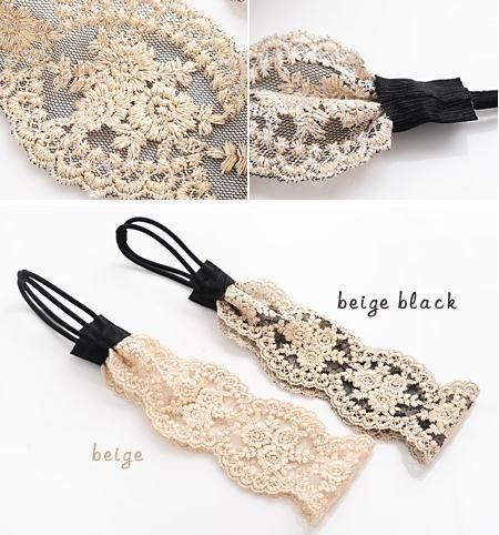 Women's Lady Girls Elegant Lace flower Elastic Hair Headband head band Lauren Store http://www.amazon.com/dp/B00LCC0PZU/ref=cm_sw_r_pi_dp_d30.tb080KWZ4