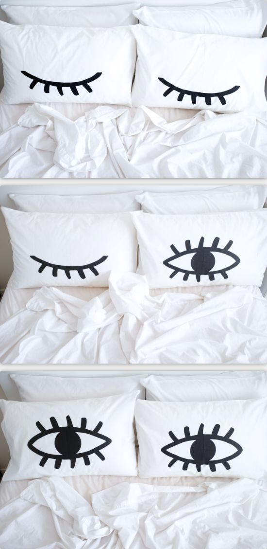 Eye of the Dreamer Pillowcase | Jasmine Dowling