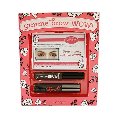 £19.50 Benefit Gimme Brow Wow - Light/medium- at Debenhams Mobile