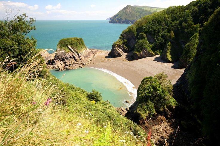 Exmoor Coast | 33 Beaches You'd Never Believe Were In Britain