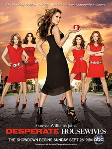 Desperate Housewives Photo Season 7 Promotional Poster Desperate Housewives Housewife Desperate