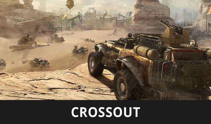 Crossout: nuovo gioco MMO con mezzi da combattimento personalizzabili Crossout è un nuovo gioco d'azione gratuito e multiplayer, una sorta di sparatutto dove i partecipanti possono creare pezzo per pezzo la loro macchina corazzata e pronta a far fuoco contro i nemici.