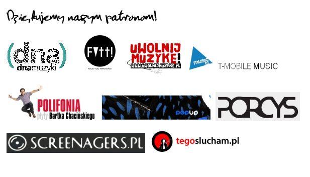 WAFP - polska muzyka alternatywna: [Felieton] Patronatomania, czyli wszystko za logo, logo za wszystko