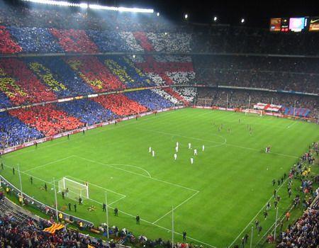 Camp Nou, Barcelona, Spain – 99,354 - Soccer / football