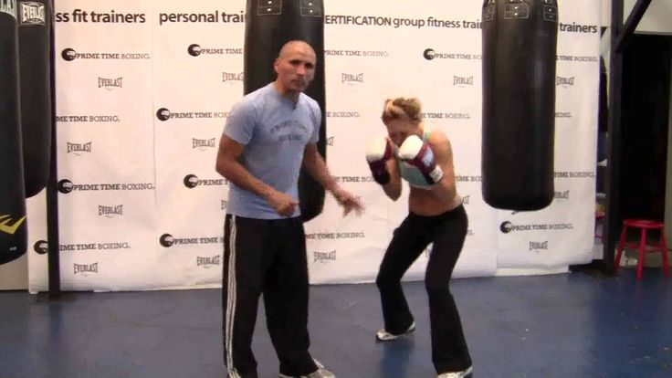 Boxing lessons for beginners: How to throw body punches