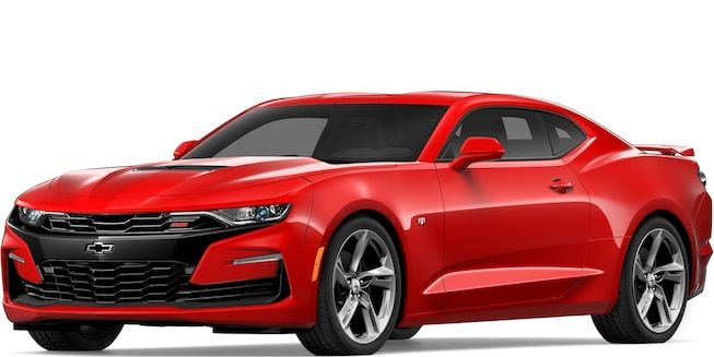The New 2019 Camaro Sports Car Coupe Convertible With Images