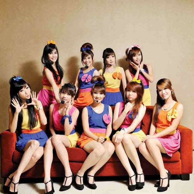Girlband Cherry belle