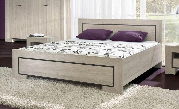 Manželská postel Casablanca / double bed