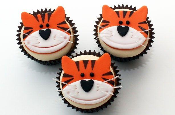 Animal cupcakes - goodtoknow
