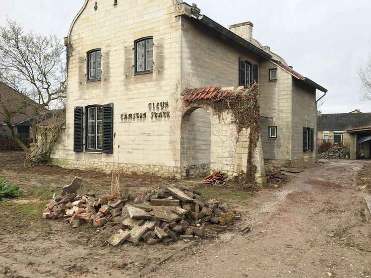 1000 images about mergel woonhuis berg en terblijt on pinterest - Huis renovatie ...