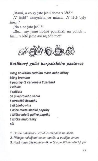 Halina Pawlovská_Zeptej se mamy aneb 100 receptu jak se dozit 100 let
