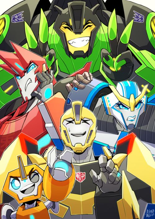Transformers-Robots-in-Disguise-2015 | Tumblr