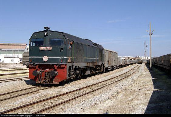 RailPictures.Net Photo: 060-DP-135 Societé Nationale de Chemins de Fer Tunisiens (SNCFT) Bombardier at Sfax, Tunisia by Dave Smith: