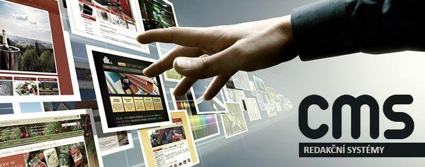 Webové stránky s redakčním systémem, jsou tím nejlepším řešením pro jednoduchou správu a pravidelnou aktualizaci jejich obsahu. Kvalitní redakční systém dovoluje pohodlnou editaci webu i uživatelům bez hlubších znalostí tvorby a programování internetových stránek. Výhodou tvorby webových stránek pomocí redakčního systému je především úspora času a peněz.  http://www.ondesign.cz/redakcni-systemy.html