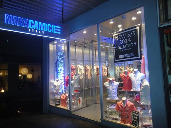 Here's the Front of the NaraCamicie Store - Oxford St, Paddington, Sydney #Spring #Summer #NaraCamicie #Fashion #Collection #Store #Style #Clothes #Shirts #Summertime #Design #Womenswear #Womensfashion #Mensfashion #Menswear #OOTD