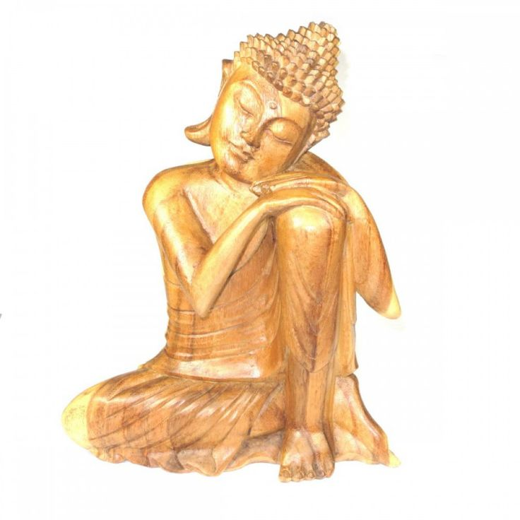 thinking buddha  buddha wolle kaufen lebensfreude