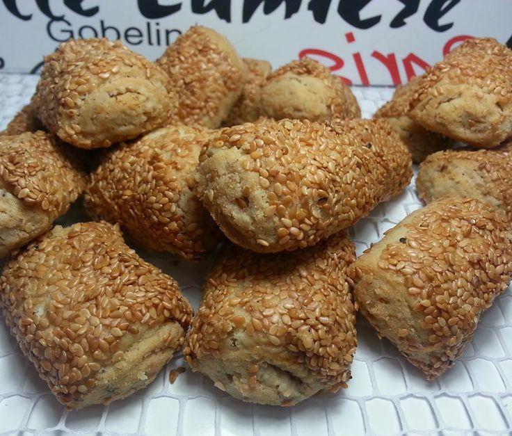 Tahinli Rulo Kurabiye | Mutfak Sırları…