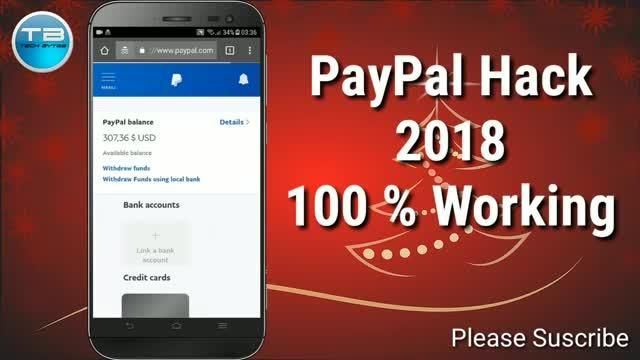 Get Free Money On Paypal With This Simple Hack Hurry Up Before