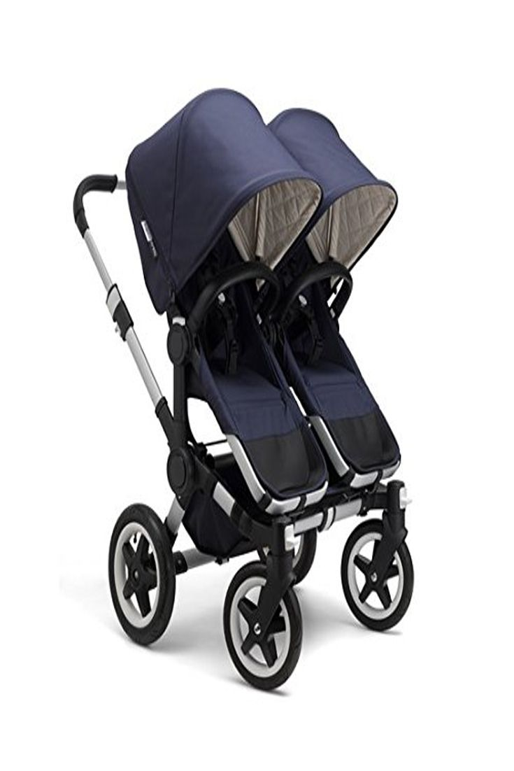 Bugaboo Donkey Duo Classic Bugaboo Donkey Twin Stroller Bundle Classic Collection In