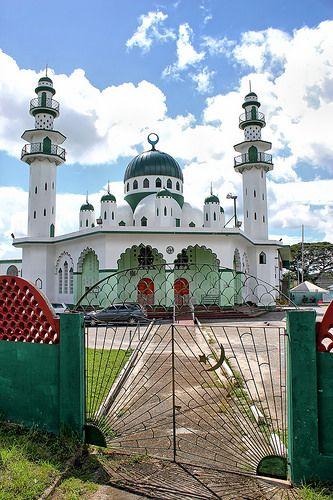 Jinnah Memorial Mosque, Port of Spain, Trinidad