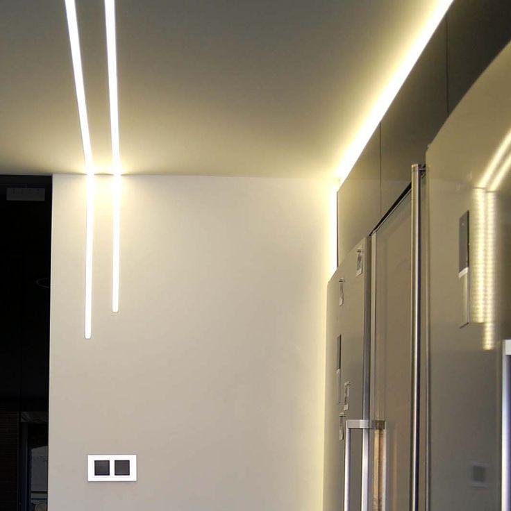 141 mejores im genes sobre iluminacion en pinterest for Diseno de interiores nota de corte