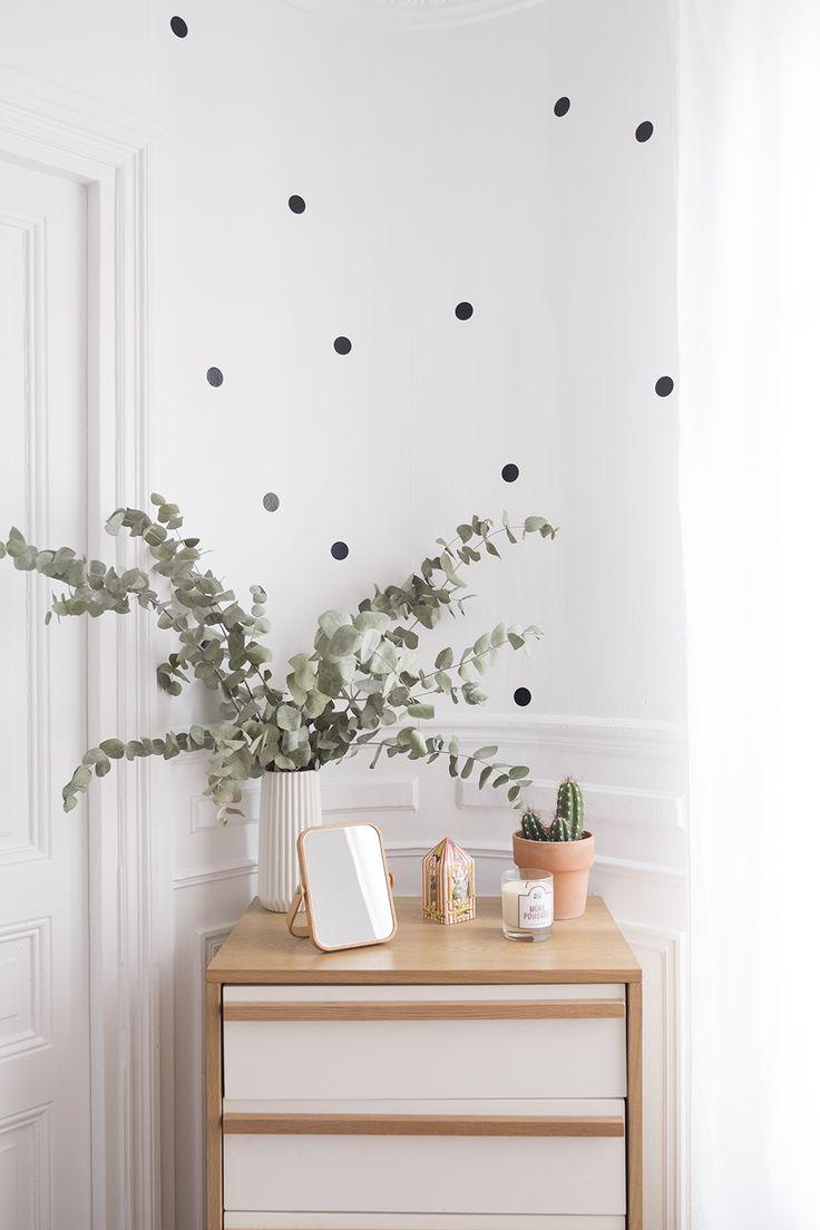 17 meilleures id es propos de murs prune sur pinterest for Deco chambre adulte prune