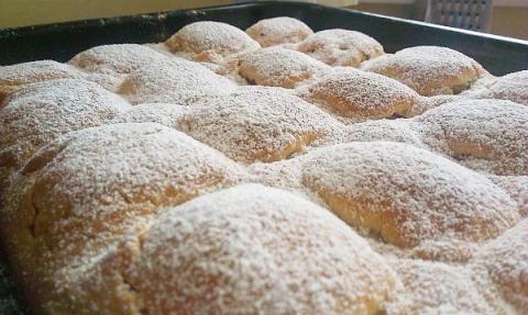 Kopčekový koláč s jablkami, recept | Naničmama.sk