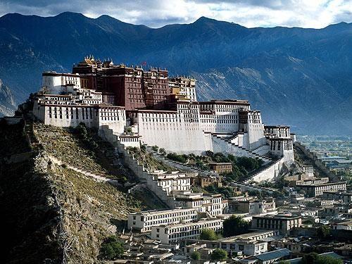 Palacio Potala de Lhasa, Tibet  Fotografía: Agente Europamundo