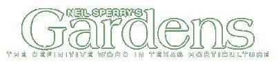 Neil Sperry - Texas Gardening Site