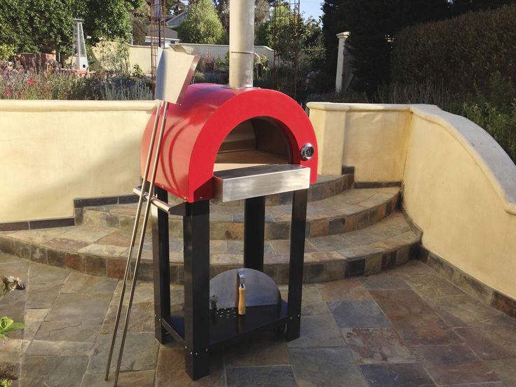 Bella Outdoor Living Medio C28 Wood Fired Outdoor Pizza Oven