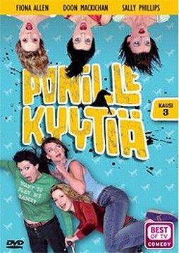Ponille kyytiä 3.kausi dvd 4,99€