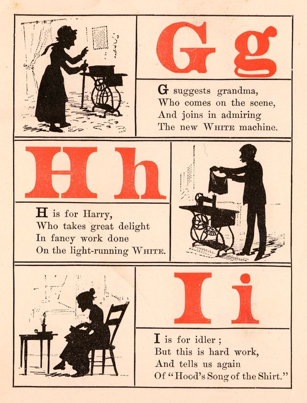 The White sewing machine alphabet for the million - Page 5