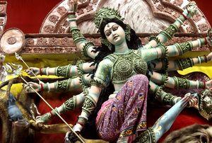 10 Famous Kolkata Durga Puja Pandals: Mohammad Ali Park