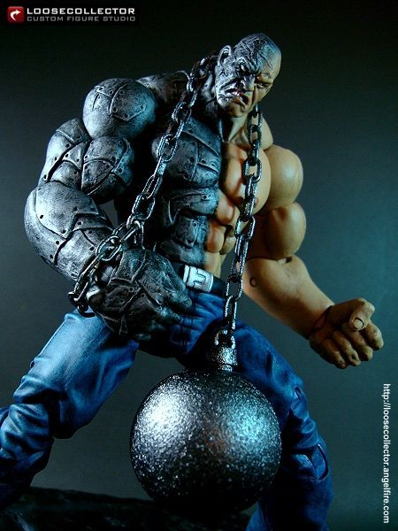 Absorbing Man (Marvel Legends) Custom Action Figure