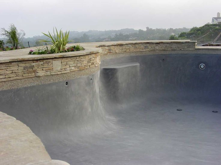 Pools | Tile & Stone Exterior Pool Designs by Westside Tile & Stone, Inc.