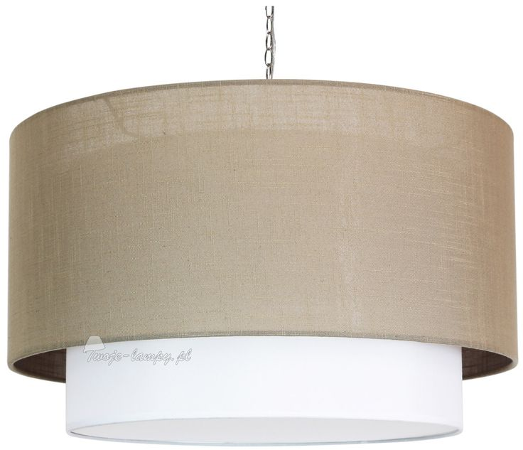 Candellux 31-26835 rumba zwis d-60 3x40w e14 brązowy - Z abażurami - Lampy wiszące - 💡 Sklep Twoje-lampy.pl
