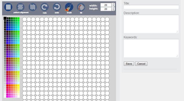 Top best bead patterns ideas on pinterest